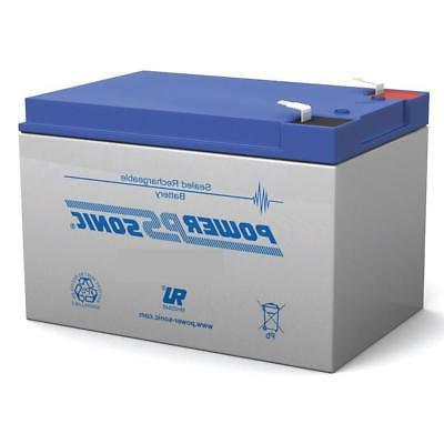 Precor Lead Acid Battery 12v Works With efx 546i 556 i 576i