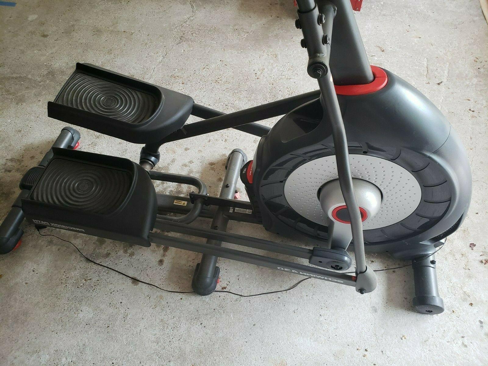 elliptical 430 slightly used