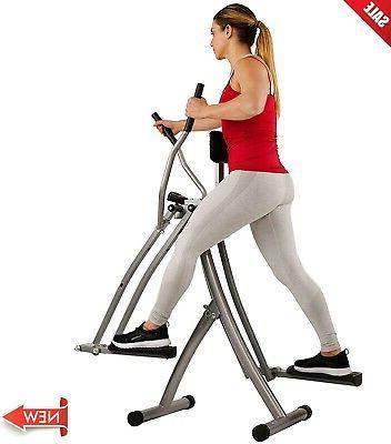 elliptical air walk fitness trainer machine glider