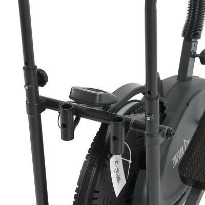 Elliptical Bike IN 1 Trainer Fitness Workout