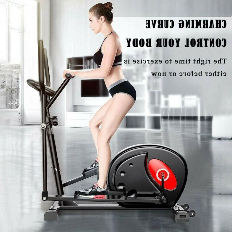 elliptical machine cross trainer 2 in 1
