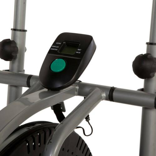 ELLIPTICAL Machine Trainer Cardio Fitness Workout