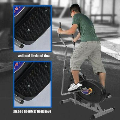 Elliptical Indoor Machine Gym Cardio Equipment