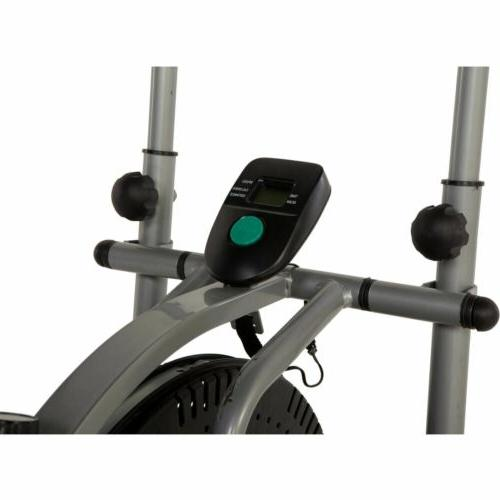 Elliptical Workout Cardio