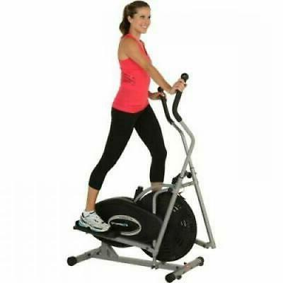 elliptical exercise fitness trainer workout machine gym
