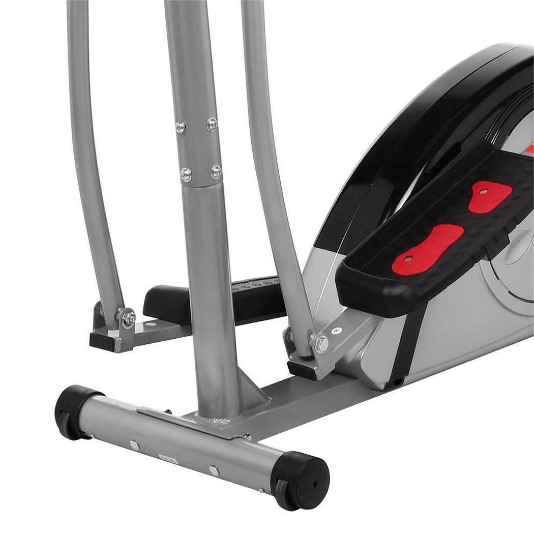 Magnetic Elliptical Machine Fitness Exercise Equipment Home Gym Workout