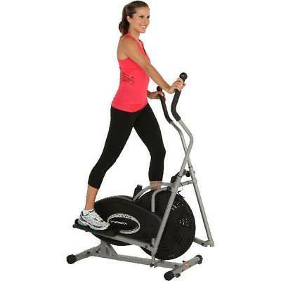 Elliptical Space Saving Cardio Fitness Workout Machine Upper