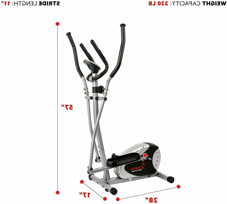 💪 Elliptical Trainer Cardio Gym Workout 💪