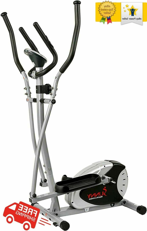 elliptical exercise machine fitness trainer cardio home