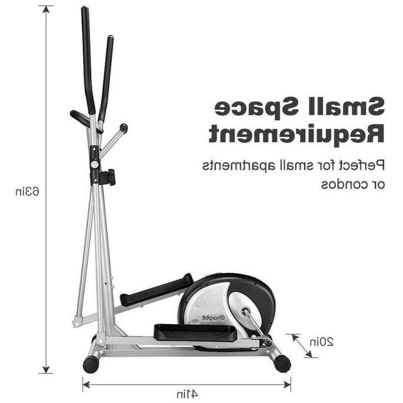 Magnetic Machine Smooth Home Gym Exercise