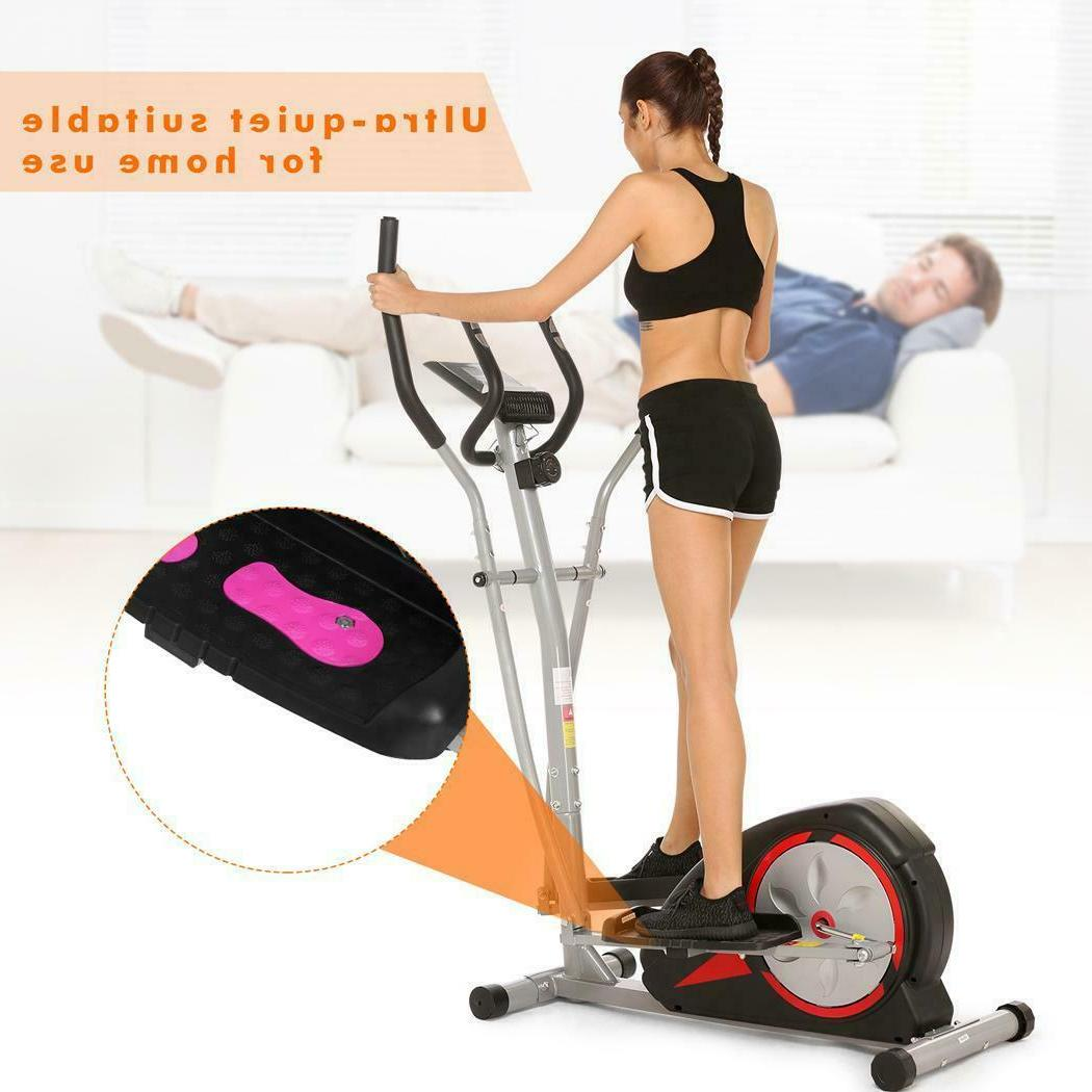 Fitness Elliptical Magnetic Recumbent Exercise