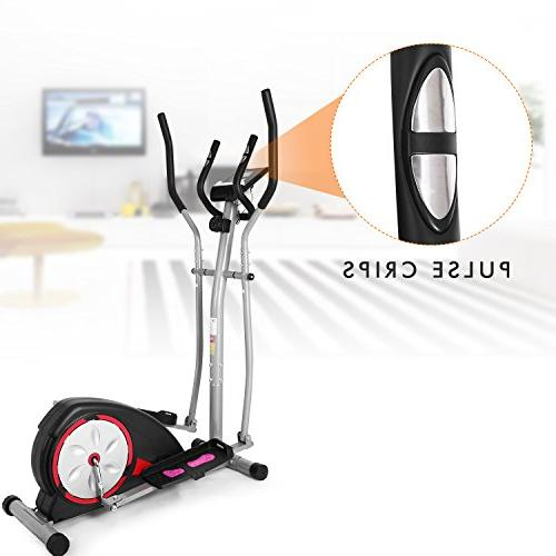 Elliptical - Control Smooth Quiet Machine Trainer