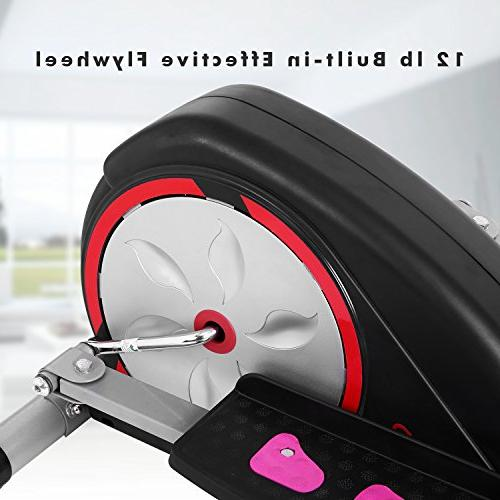 Control Smooth Elliptical Machine Trainer