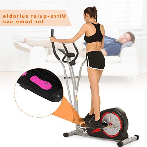 Elliptical Trainer Control Smooth Machine Trainer