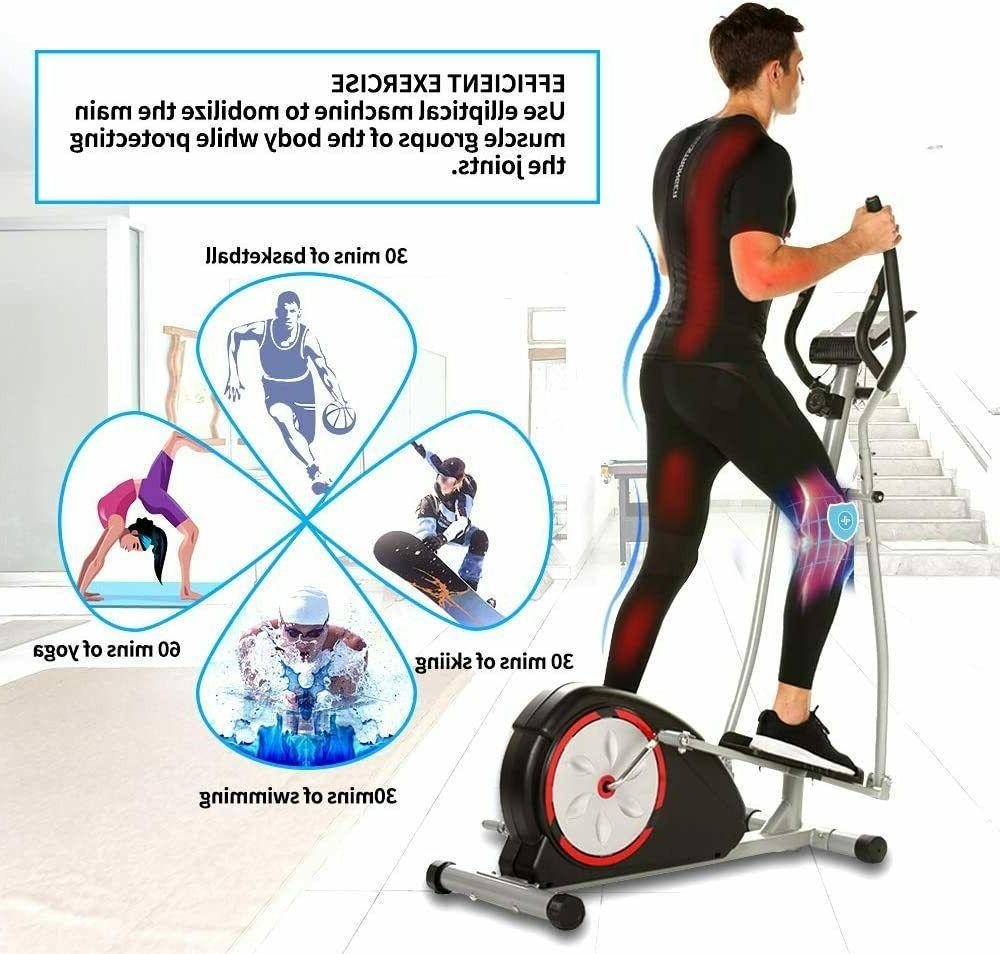 Elliptical Trainer Monitor Life Equipment