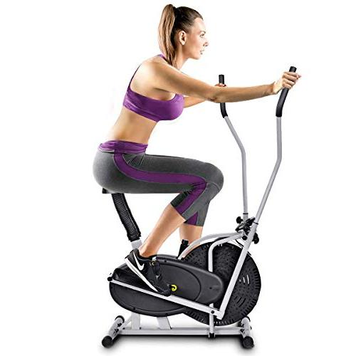 elliptical fan bike 1 dual