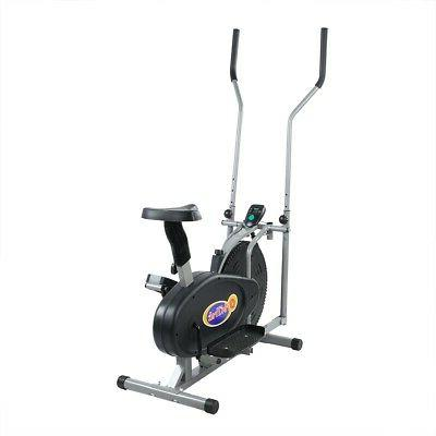 Elliptical Exercise Indoor Workout Cardio