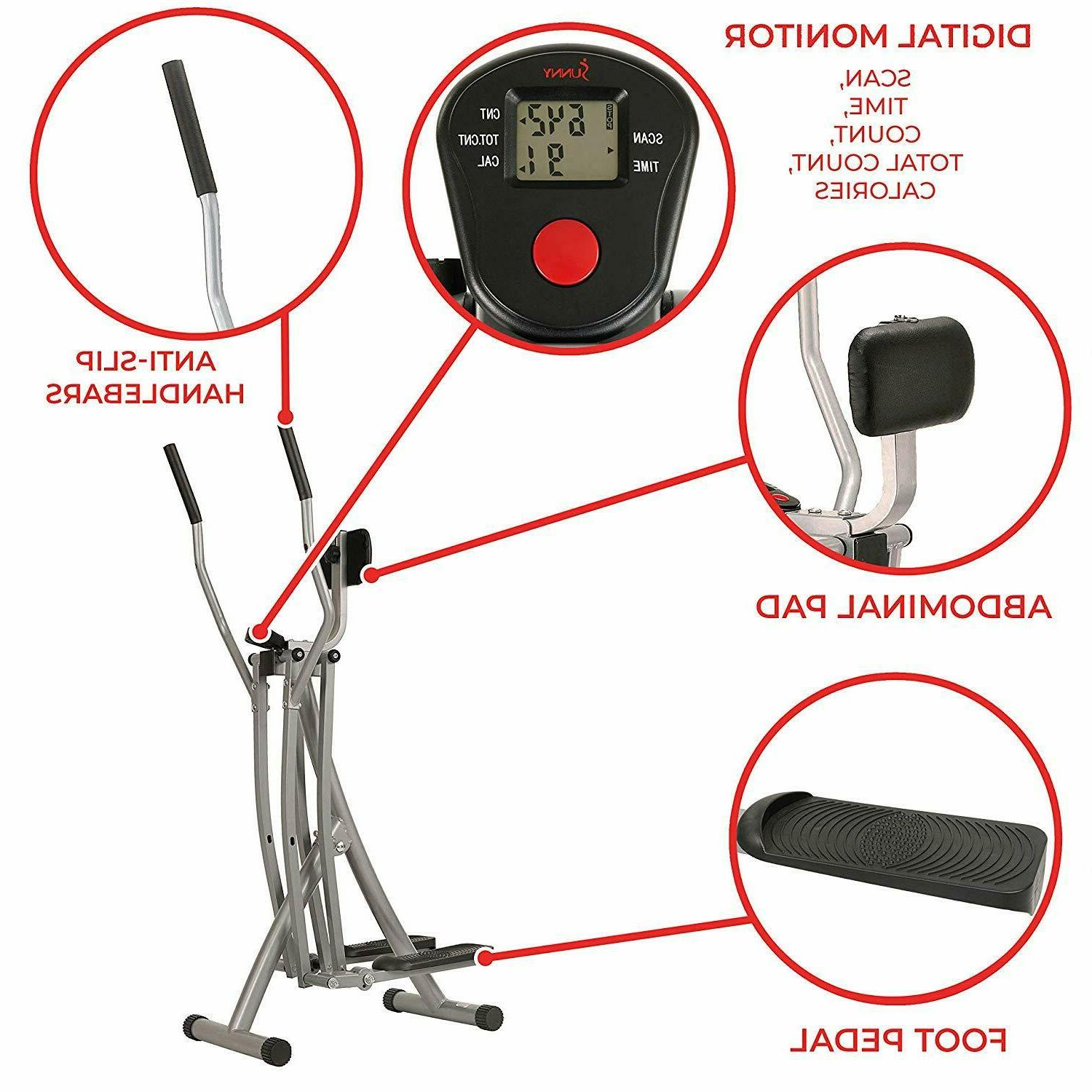 Air Machine Digital LCD Monitor Fitness Workout