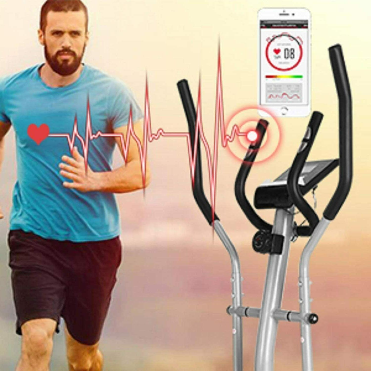 ANCHEER Magnetic Exercise Fitness Machine Cardio