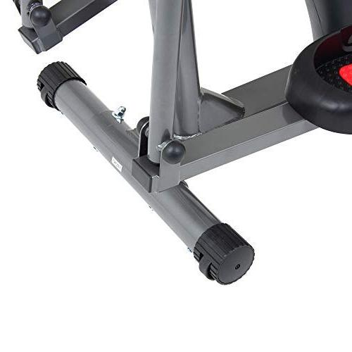 Body Champ New Machine Trainer Quiet Driven LCD Media Pulse Rate