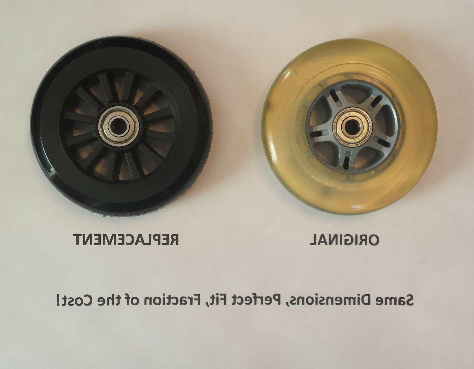 Elliptical Replacement Ramp Wheel Roller Healthrider NordicTrack Proform Reebok