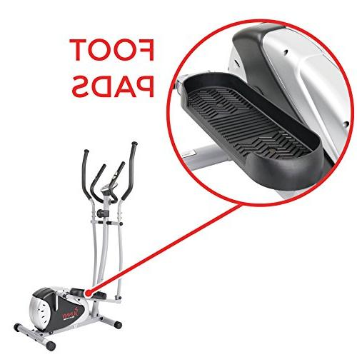 Magnetic Elliptical Trainer by Health & Fitness