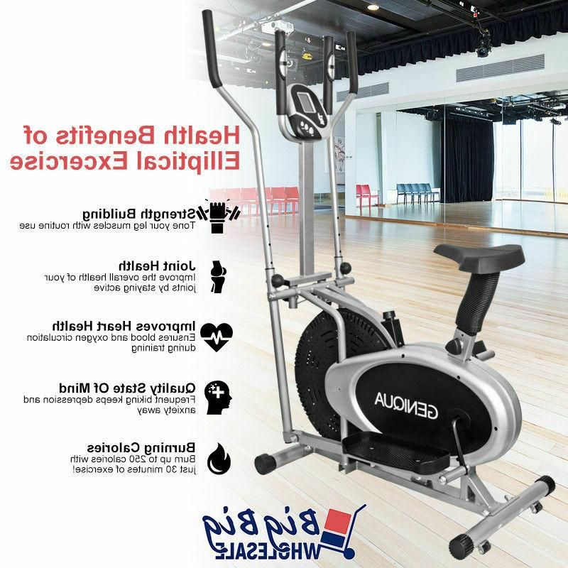 Elliptical Cardio 2 Machine
