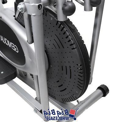 Elliptical Trainer Bike Gym Cardio in Machine
