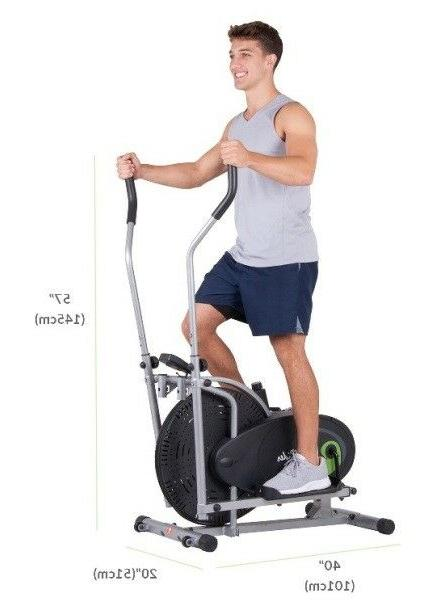 Elliptical Trainer Exercise Weight Loss Workout