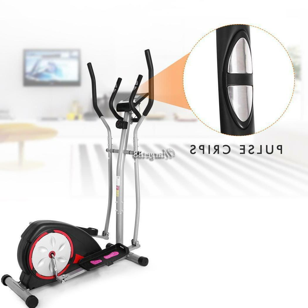 Elliptical Magnetic Smooth Quiet Elliptical Machine UT88