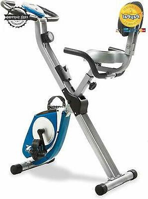 Exercise Bikes Xterra Fb350 Folding Exercise Bike Silver