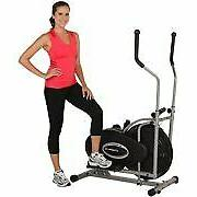 Exerpeutic 260 Air Elliptical,Transportation wheels,larger p