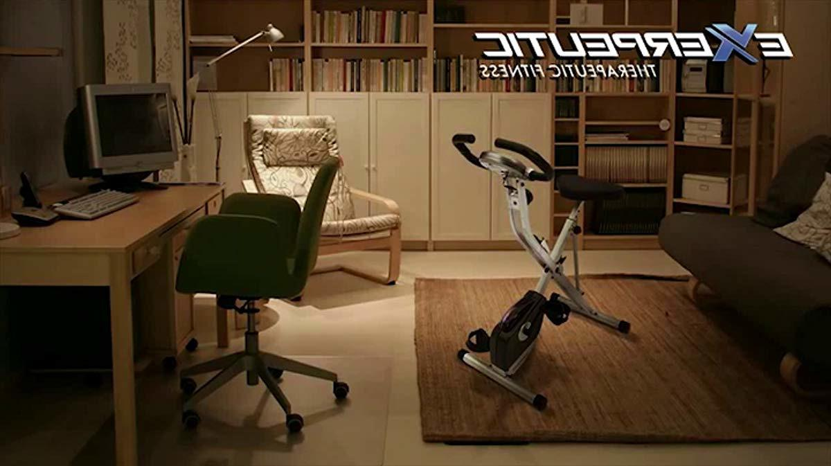 Exerpeutic Magnetic Bike with Exercise/Workout Bike