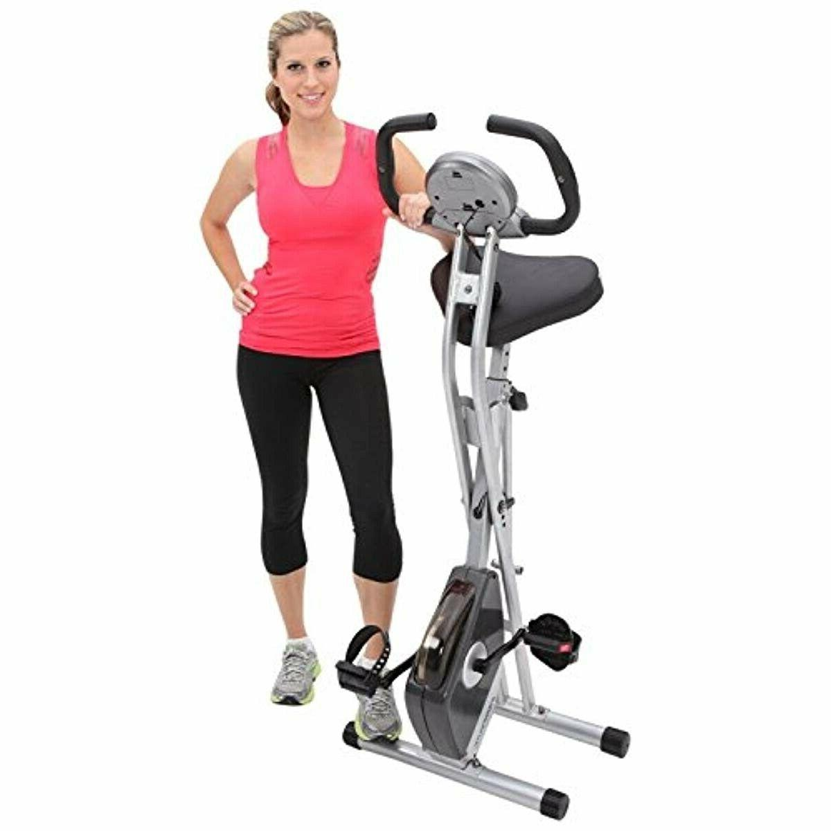 Exerpeutic Upright Bike Exercise/Workout