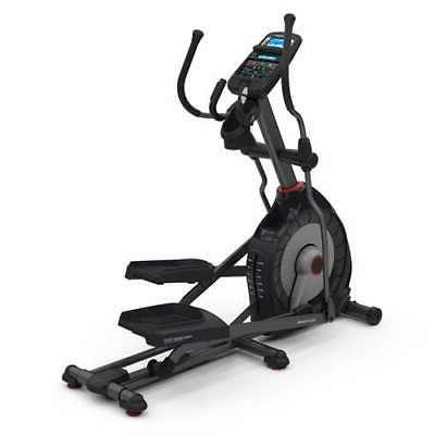 fitness 470 stationary elliptical trainer machine open
