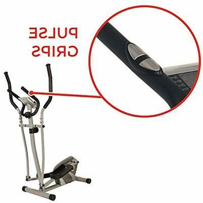 Fitness Elliptical Machine Exercise