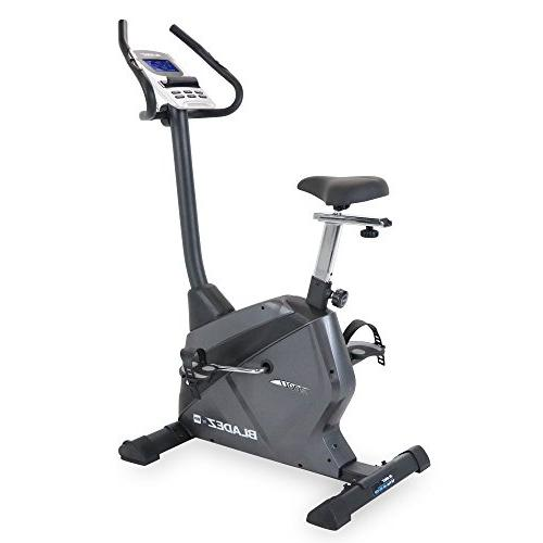 Bladez by BH Fitness Stationary Indoor Upright Cycling Exerc