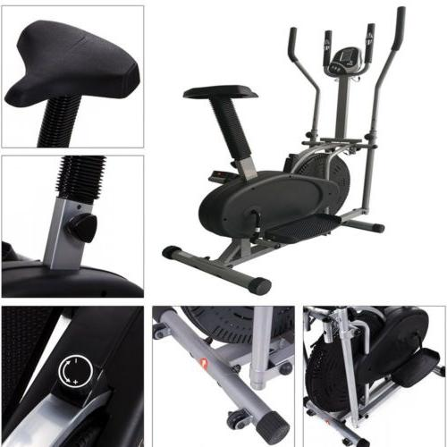 Elliptical Bike Trainer Exercise VI