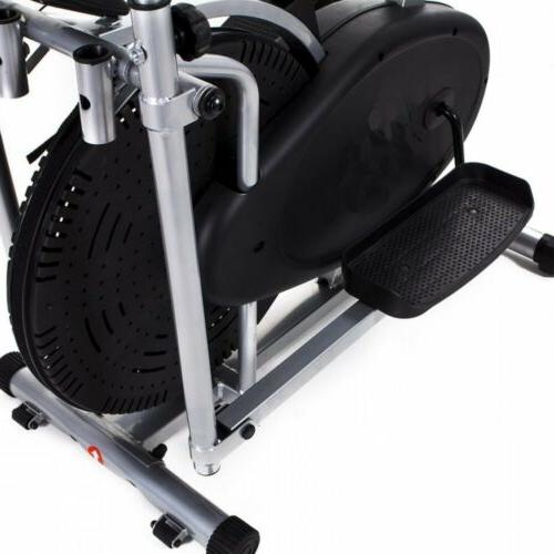2 Bike Fitness Workout Display US