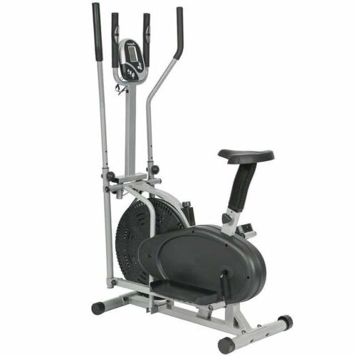 2 in Bike Trainer Fitness Workout Display US