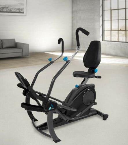 Teeter Cross Trainer and Elliptical