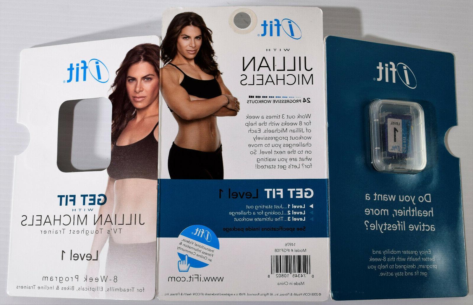 ifit with Jillian - 1 Treadmills