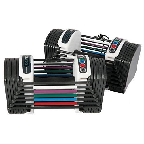 gf spdblk24 adjustable speedblock dumbbell