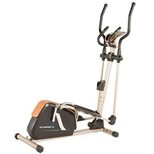Exerpeutic Gold Smart Technology Elliptical Trainer with Programs