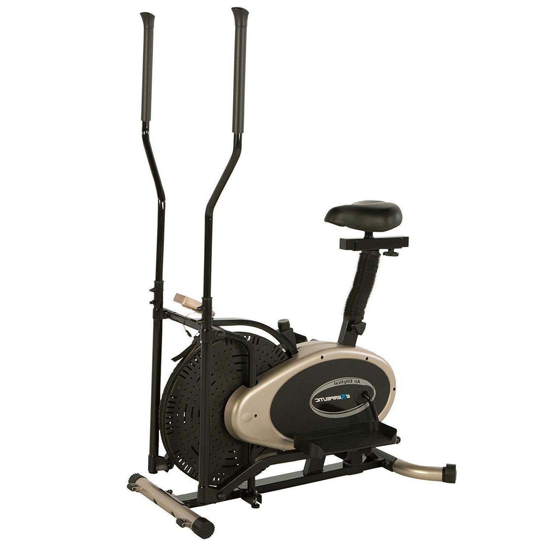 gold xl9 aero elliptical and exercise bike