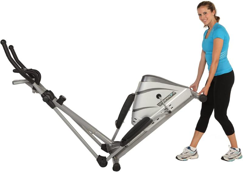 Exerpeutic Magnetic Elliptical with optional App Tracking