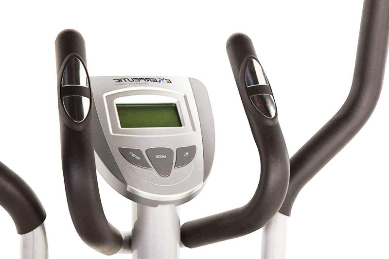 Exerpeutic Elliptical with App