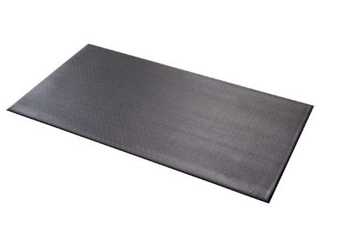 Supermats Mat U.S.A. for Exercise Steppers
