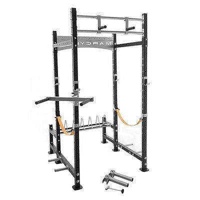Marcy Pro Heavy-Duty Home Workout Gym Pull Up Weight Trainin