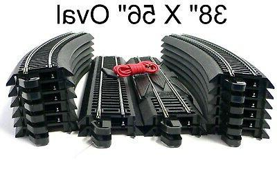 ho scale model railroad trains layout ez